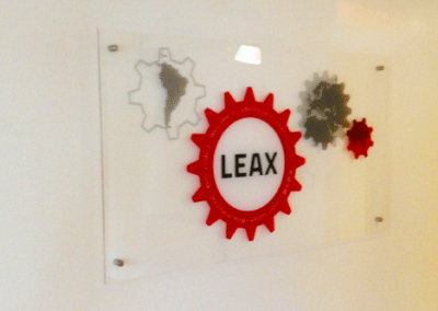 leax-plexiskylt