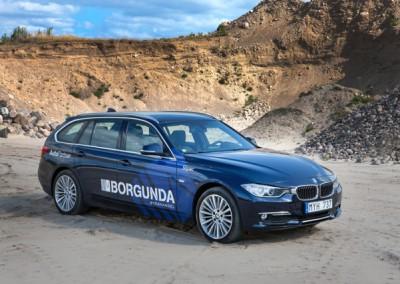 Sponsrad BMW 668